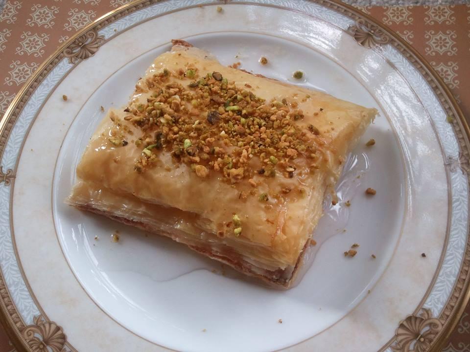 حلويات العيد في الأردن