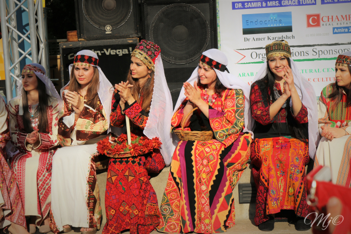How Palestinians Connect in the Diaspora: Palestine Cultural Day